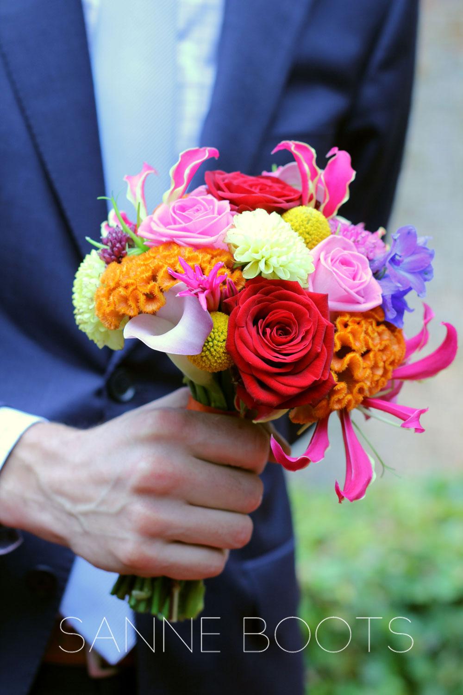Bruidsboeket | Inspiratie op de ballonnen van Up