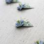 Haarcorsage | Subtiel en ideaal voor de kleine bruidsmeisjes
