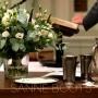 Kerkversiering | Rijk gevuld boeket
