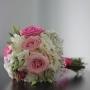 Bruidsboeket | Romantisch met Rozen en Gipskruid
