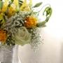 Bruidsboeket   Prachtige gele Gloriosa